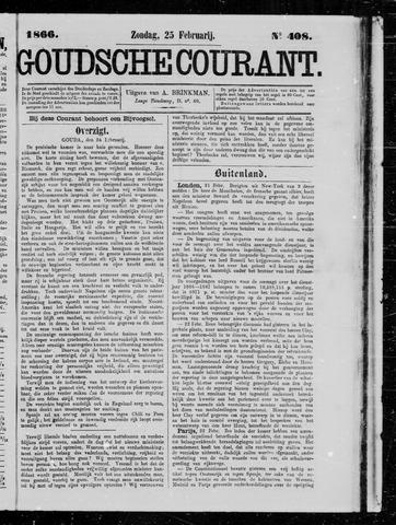 Goudsche Courant 1866-02-25