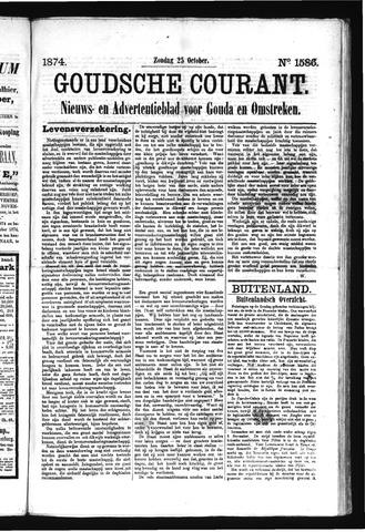 Goudsche Courant 1874-10-25