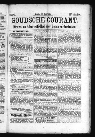Goudsche Courant 1880-02-29