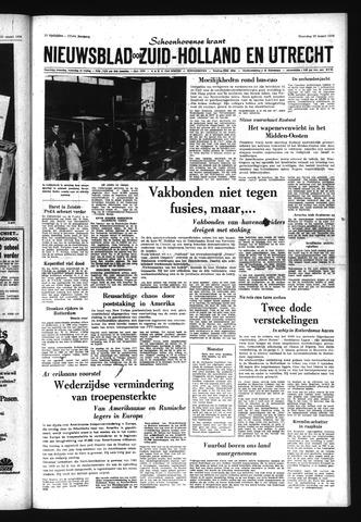 Schoonhovensche Courant 1970-03-23