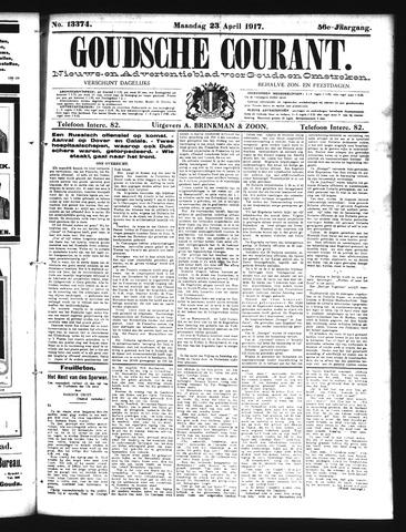 Goudsche Courant 1917-04-23