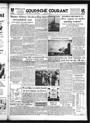 Goudsche Courant 1957-11-14