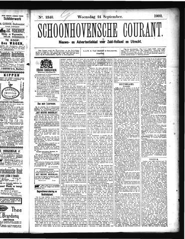 Schoonhovensche Courant 1902-09-24
