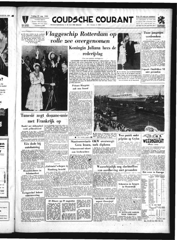 Goudsche Courant 1959-08-21