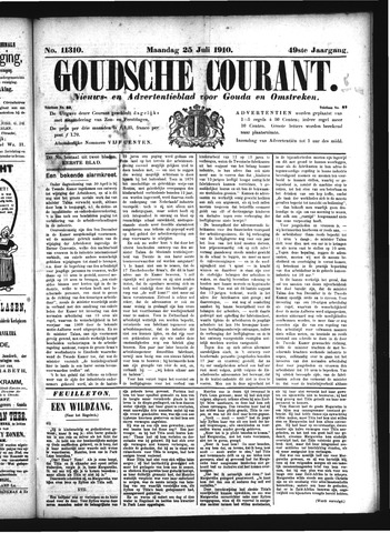 Goudsche Courant 1910-07-25