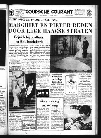 Goudsche Courant 1967-01-10