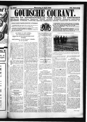 Goudsche Courant 1936-04-08