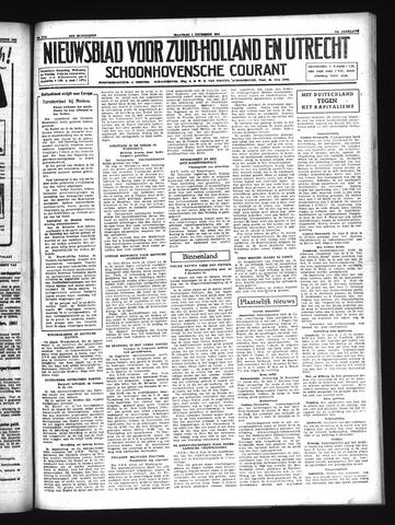 Schoonhovensche Courant 1941-12-01