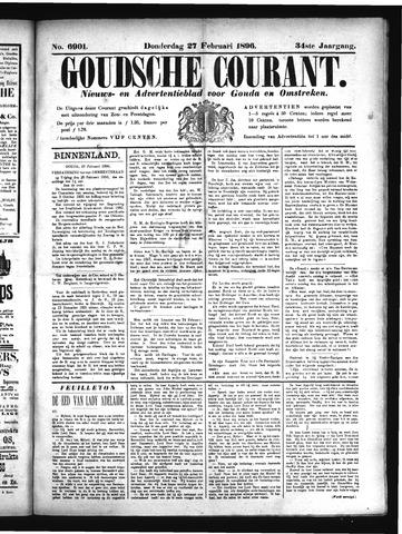 Goudsche Courant 1896-02-27