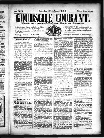 Goudsche Courant 1894-02-10