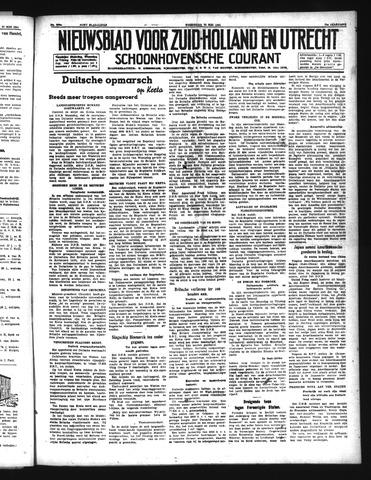 Schoonhovensche Courant 1941-05-28