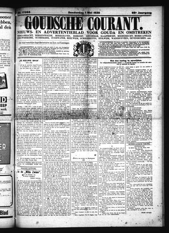 Goudsche Courant 1930-05-01
