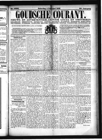 Goudsche Courant 1928-02-04