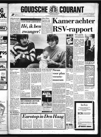 Goudsche Courant 1985-02-06