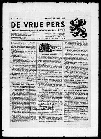 De Vrije Pers 1945-06-22