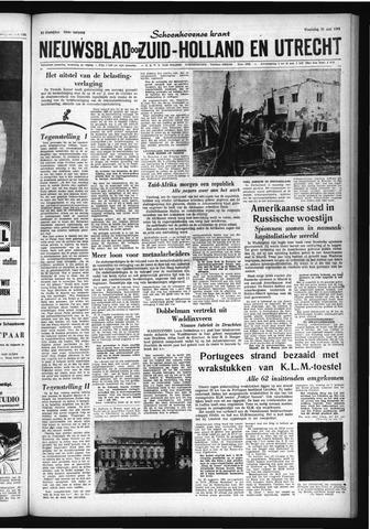 Schoonhovensche Courant 1961-05-31