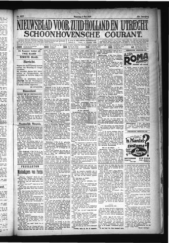 Schoonhovensche Courant 1929-05-06