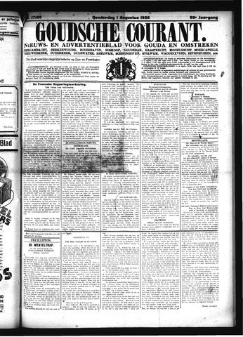 Goudsche Courant 1929-08-01