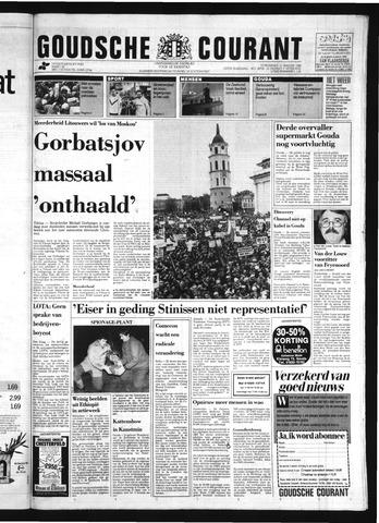 Goudsche Courant 1990-01-11