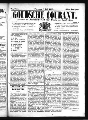 Goudsche Courant 1903-07-08