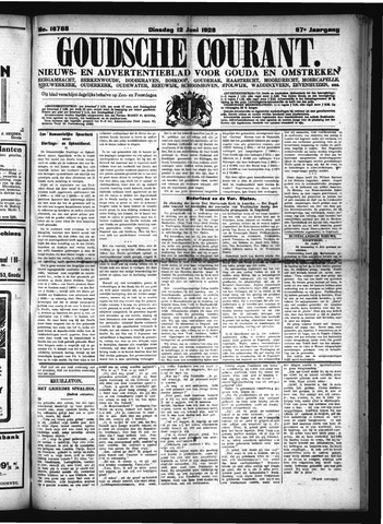 Goudsche Courant 1928-06-12