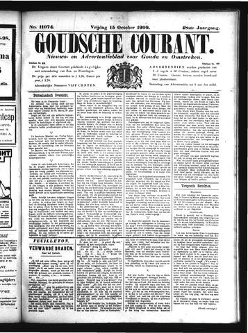 Goudsche Courant 1909-10-15