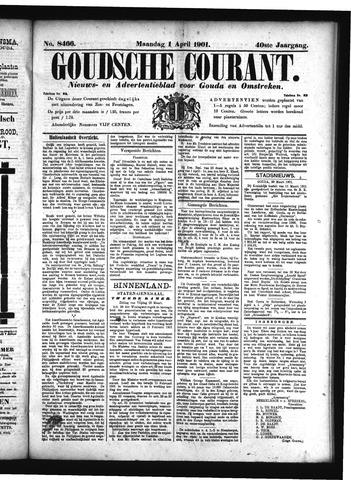 Goudsche Courant 1901-04-01