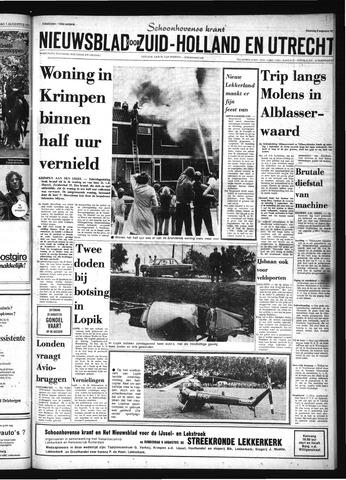 Schoonhovensche Courant 1973-08-06