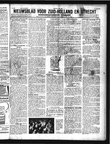 Schoonhovensche Courant 1943-05-28