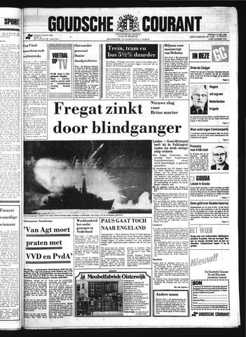 Goudsche Courant 1982-05-25