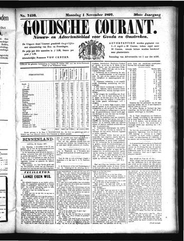 Goudsche Courant 1897-11-01