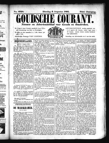 Goudsche Courant 1895-08-06