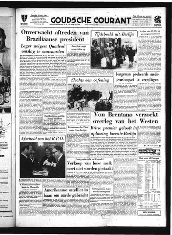 Goudsche Courant 1961-08-26