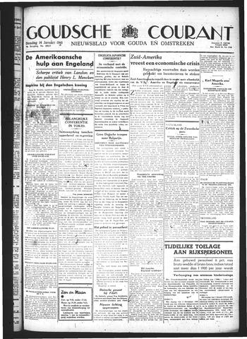 Goudsche Courant 1941-01-14