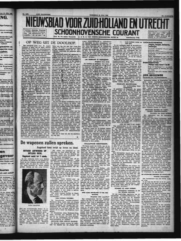 Schoonhovensche Courant 1940-07-24