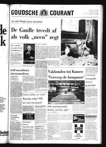 Goudsche Courant 1968-05-25