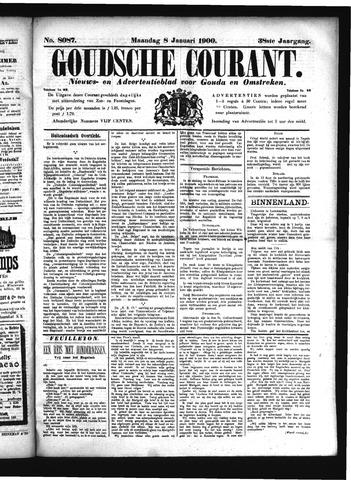 Goudsche Courant 1900-01-08