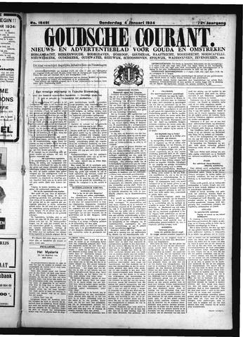 Goudsche Courant 1934-01-04