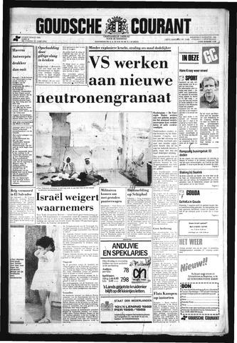 Goudsche Courant 1982-08-02