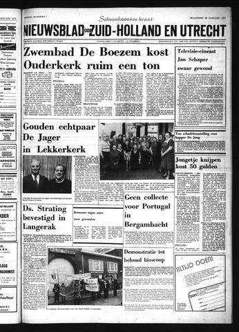 Schoonhovensche Courant 1975-01-20
