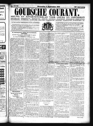 Goudsche Courant 1931-09-09