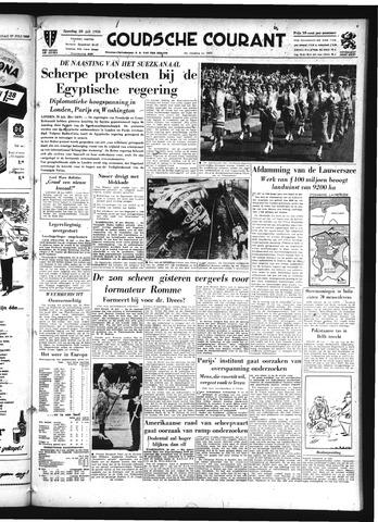 Goudsche Courant 1956-07-28