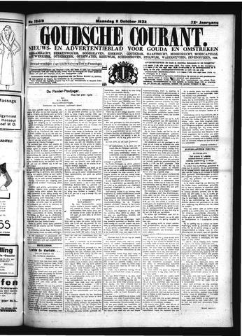 Goudsche Courant 1933-10-09