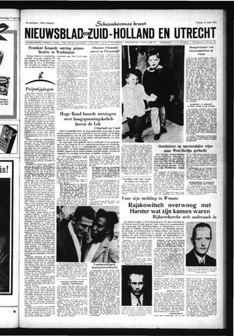 Schoonhovensche Courant 1963-04-19
