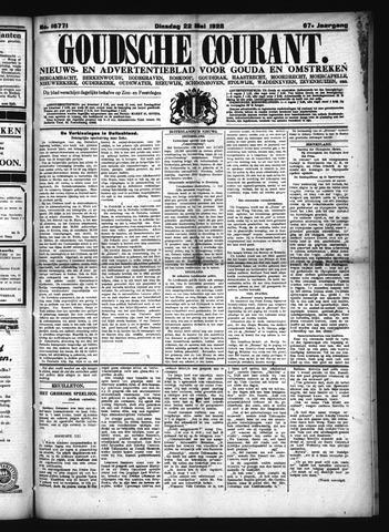 Goudsche Courant 1928-05-22