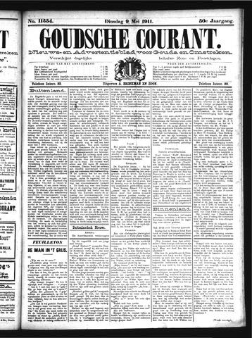 Goudsche Courant 1911-05-09