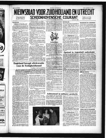 Schoonhovensche Courant 1951-10-01