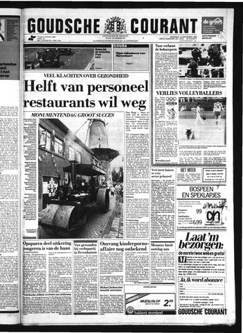 Goudsche Courant 1988-09-19