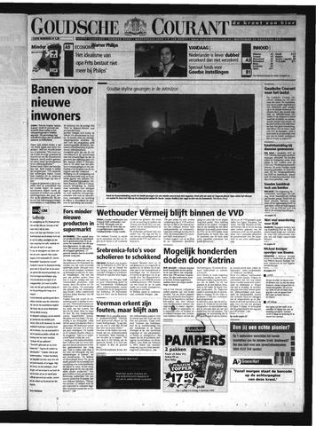 Goudsche Courant 2005-08-31