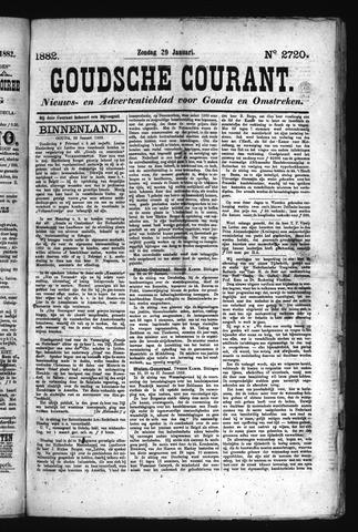 Goudsche Courant 1882-01-29